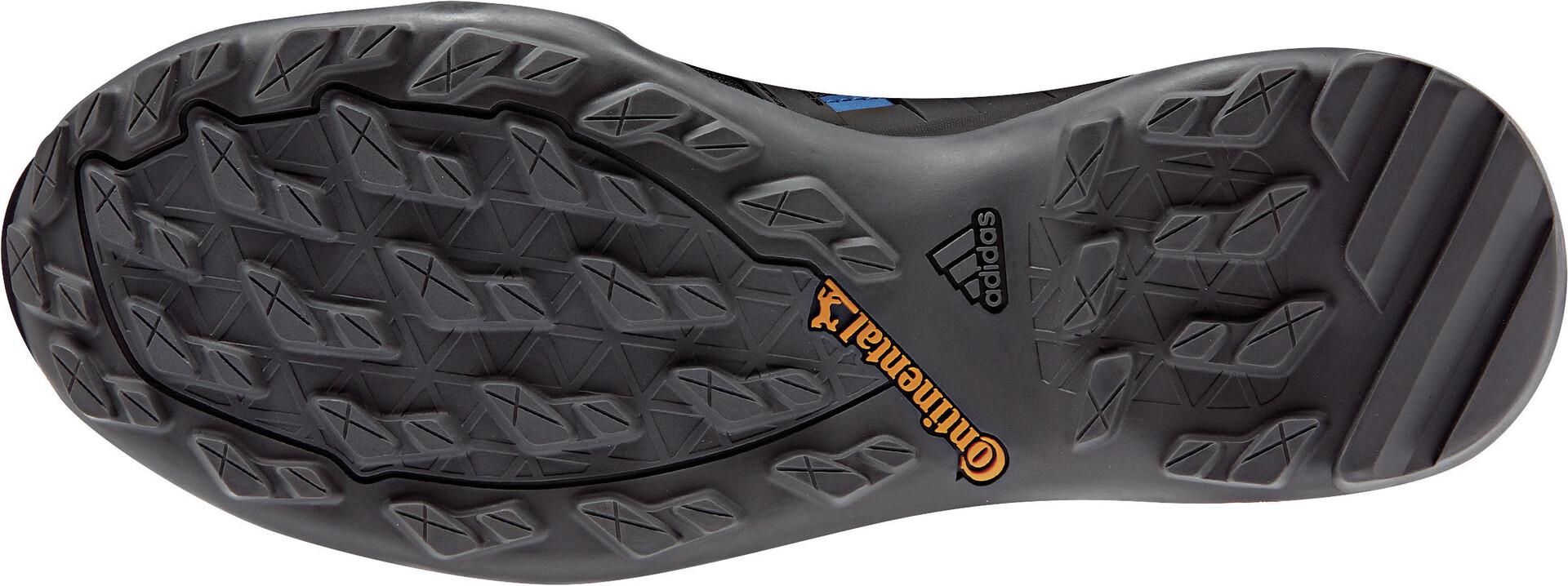 adidas TERREX Swift R2 GTX Shoes Herren core blackcore blackbright blue